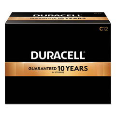 DURMN1400 - Duracell® CopperTop® Alkaline C Batteries