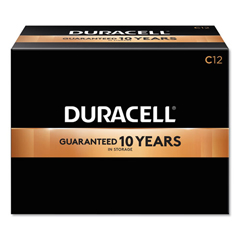 DURMN140012 - Duracell® CopperTop® Alkaline C Batteries
