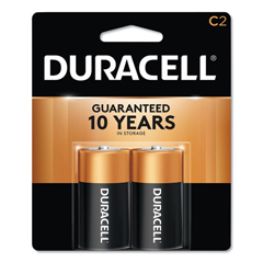 DURMN1400B2Z - Duracell® CopperTop® Alkaline C Batteries
