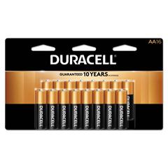 DURMN1500B16Z - Duracell® CopperTop® Alkaline AA Batteries
