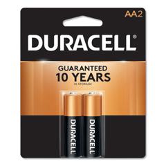 DURMN1500B2Z - Duracell Coppertop® Alkaline AA Batteries