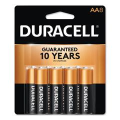 DURMN1500B8Z - Duracell® Coppertop® Alkaline AA Batteries