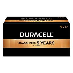 DURMN1604BKD - Duracell® Coppertop® Alkaline 9V Batteries