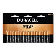 DURMN2400B16Z - Duracell® CopperTop® Alkaline AAA Batteries