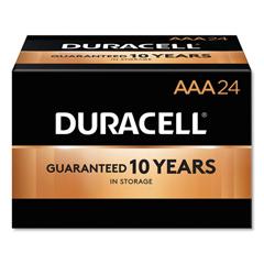 DURMN2400B24000 - Duracell® Coppertop® Alkaline AAA Batteries