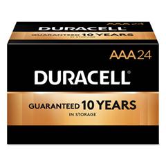 DURMN2400BKD - Duracell® CopperTop® Alkaline AAA Batteries
