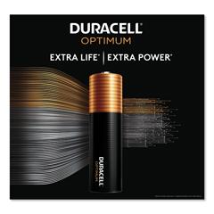 DUROPT1500B6PRT - Duracell® Optimum Batteries, 6 EA/PK