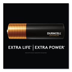 DUROPT2400B8PRT - Duracell® Optimum Batteries, 8 EA/PK