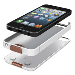 DURPRCA5W1 - Duracell® PowerSnap Kit for iPhone® 5