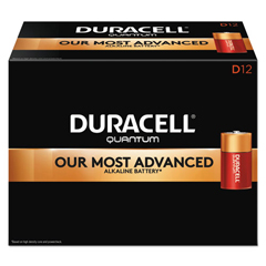 DURQU1300BKD - Duracell® Quantum Alkaline Batteries with Duralock Power Preserve™ Technology