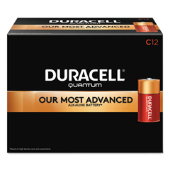 DURQU1400BKD - Duracell® Quantum Alkaline Batteries with Duralock Power Preserve™ Technology