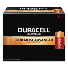 DURQU1400BKD - Duracell® Quantum Alkaline Batteries with Duralock Power Preserve™ Technology