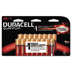 DURQU1500B16Z - Duracell® Quantum Alkaline Batteries with Power Preserve Technology™