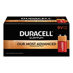 DURQU1604 - Duracell® Quantum Alkaline Batteries with Duralock Power Preserve™ Technology