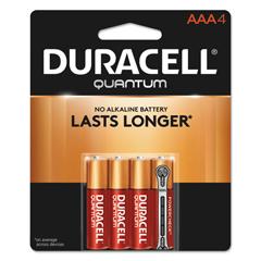 DURQU2400B4Z - Duracell® Quantum Alkaline Batteries with Power Preserve Technology™