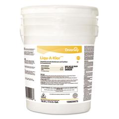 DVO100839975 - Diversey™ Liqu-A-Klor™ Disinfectant/Sanitizer