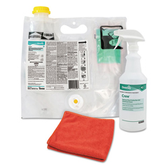 DVO100875413 - Diversey™ Crew® Concentrated Restroom Floor  Surface Non-Acid Disinfectant Cleaner