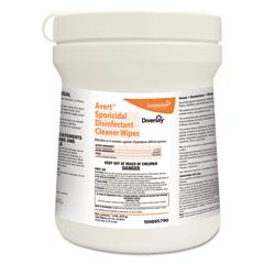 DVO100895790 - Diversey™ Avert Sporicidal Disinfectant Cleaner Wipes