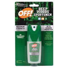 DRK94904 - OFF! Deep Woods Sportsmen Insect Repellent