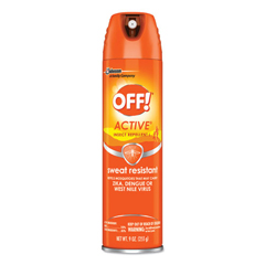 DVOCB018104 - OFF! ACTIVE Insect Repellent