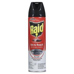 DVOCB117173 - Raid® Fragrance Free Ant & Roach Killer