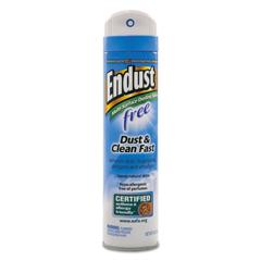 DVOCB507501 - Endust Free Hypo-Allergenic Dusting and Cleaning Spray, 10 oz Aerosol, 6/CT