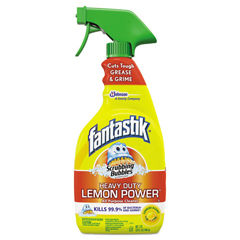 SJN308686EA - Scrubbing Bubbles Lemon Power Antibacterial Cleaner