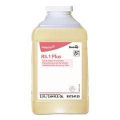 DVS95724155 - Room Care® R5.1 Plus Air and Fabric Freshener, Fresh, 84.5 oz Bottle, Fresh, 2/CT