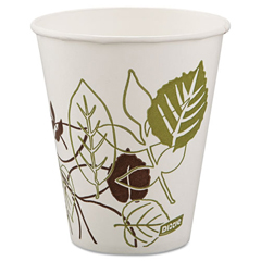 DXE12FPPATHPK - Dixie® Pathways® Polycoated Paper Cold Cups