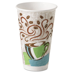 DXE5356CDCT - Dixie PerfecTouch® Paper Hot Cups