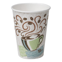 DXE5360CDCT - Dixie PerfecTouch® Paper Hot Cups