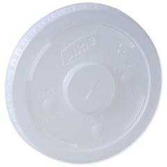 DXE914LSRD - Dixie® Plastic Lids for Sage™ Design Cold Drink Cups