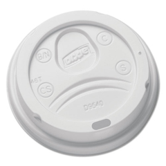 DXEDL9540 - Dixie Sip-Through Dome Hot Drink Lids