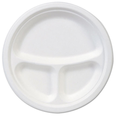 DXEES9PCOMP - Dixie EcoSmart™ Molded Fiber Plates