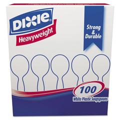 DXESH207CT - Dixie Plastic Spoons