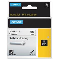 DYM1734821 - DYMO® Industrial Self-Laminating Labels