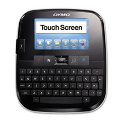 DYM1790417 - DYMO® LabelManager® 500TS Touch Screen Label Maker