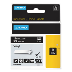 DYM1805436 - DYMO® Rhino Industrial Label Cartridges