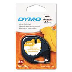 DYM18771 - DYMO® LetraTag® Fabric Iron-On Labels