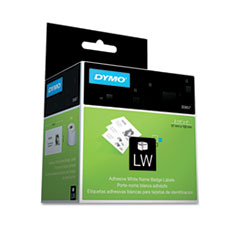 DYM30857 - DYMO® Visitor Management Labels for LabelWriter® Label Printers