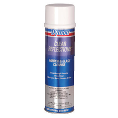 DYM38520 - Clear Reflections® Mirror & Glass Cleaner