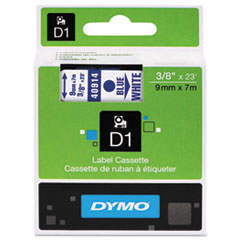 DYM40914 - DYMO® D1 Polyester High-Performance Label Cassettes