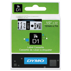 DYM45013 - DYMO® D1 Polyester High-Performance Label Cassettes
