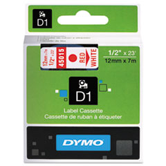 DYM45015 - DYMO® D1 Polyester High-Performance Label Cassettes