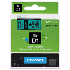 DYM45019 - DYMO® D1 Polyester High-Performance Label Cassettes
