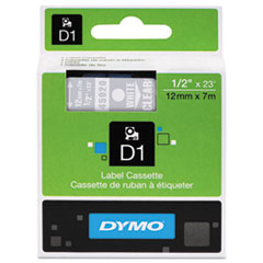 DYM45020 - DYMO® D1 Polyester High-Performance Label Cassettes