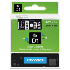 DYM45021 - DYMO® D1 Polyester High-Performance Label Cassettes