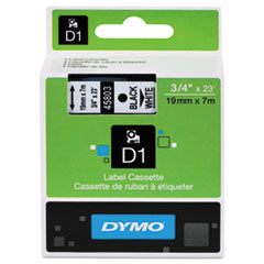 DYM45803 - DYMO® D1 Polyester High-Performance Label Cassettes