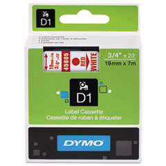 DYM45805 - DYMO® D1 Polyester High-Performance Label Cassettes