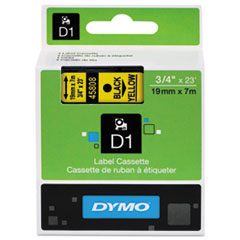 DYM45808 - DYMO® D1 Polyester High-Performance Label Cassettes